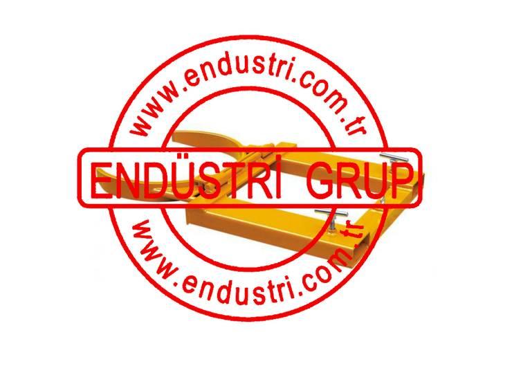 ENDÜSTRİ GRUP – ENDÜSTRİ GRUP-Forklift Varil Taşıma Çevirme Ataşmanı:  tarz , Endüstriyel