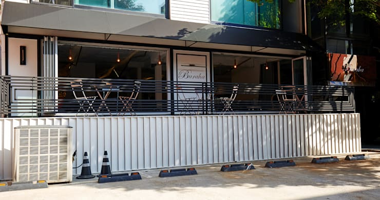 CAFE BURAHA: elevation의  바 & 카페