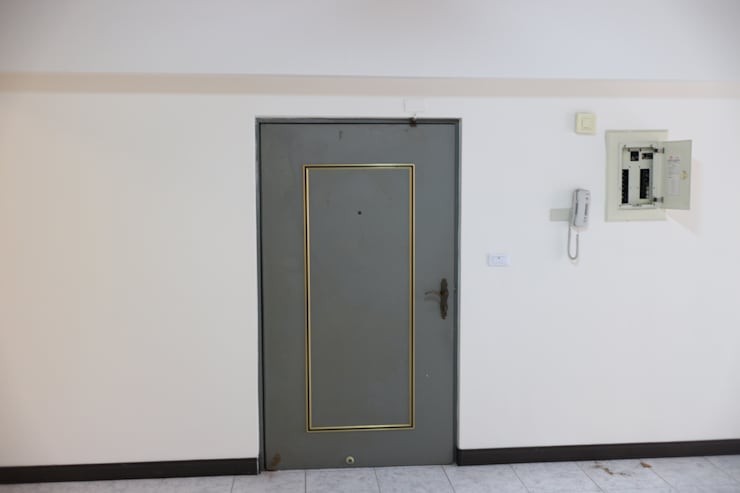 大門:   by 致室內設計個人工作室