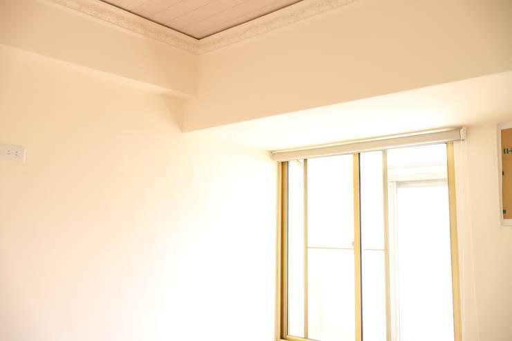 臥室(二)--------原書房:   by 致室內設計個人工作室
