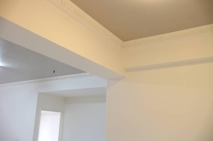 餐廳天花板:   by 致室內設計個人工作室