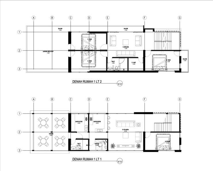 MS House:   by GUBAH RUANG studio