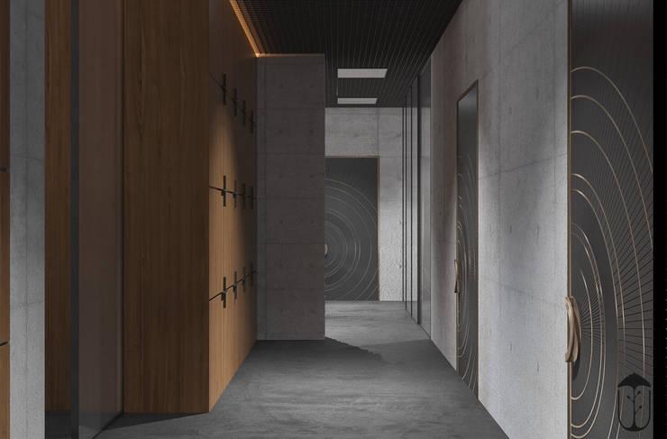 Oficinas de estilo minimalista de U-Style design studio Minimalista