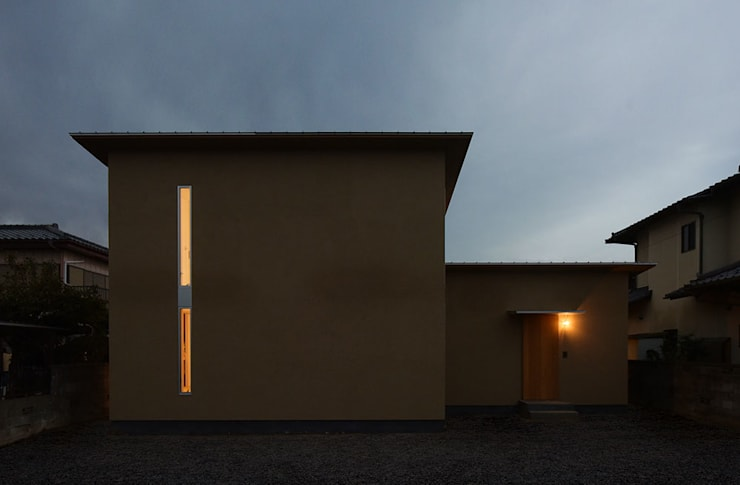 Case Study House #59 W house: NASU CLUBが手掛けた一戸建て住宅です。,北欧