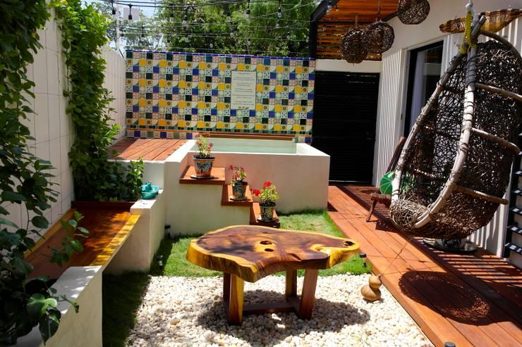 Azulejos de talavera ideas para decorar for Inodoro de azulejo de pared