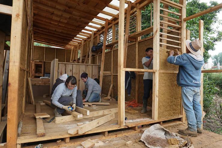 Casas de campo de madera ventajas y desventajas for Casas de campo de madera