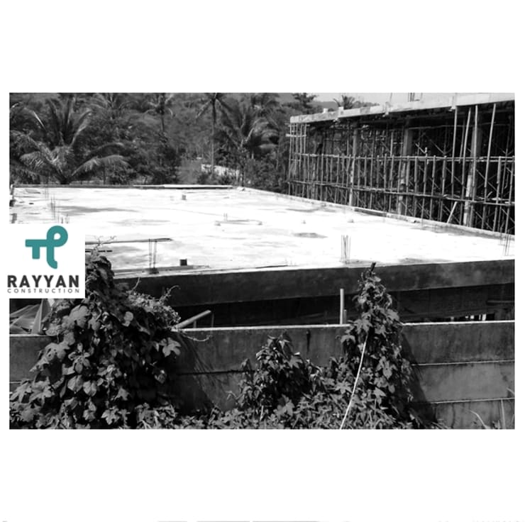 Design and Build Pharmacy Factory:  Atap by Eco-House Indonesia