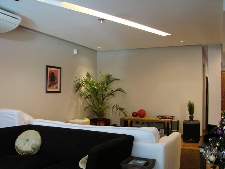 06: Livings de estilo  por Módulo 3 arquitectura
