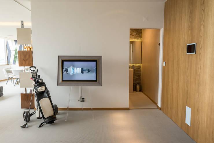 Kunst  von dome4u - domotica -  integração - engenharia