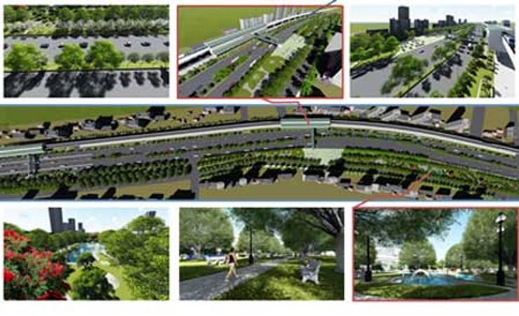 Tư vấn thiết kế cảnh quan:  Nơi tổ chức sự kiện by Công Ty TNHH Phát Triển Dự Án Song Nam