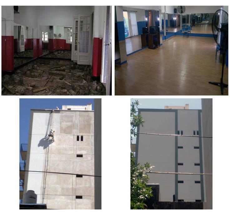 Servicios de Mantnimiento, reformas y construcción:  de estilo  por Constructora Parodi