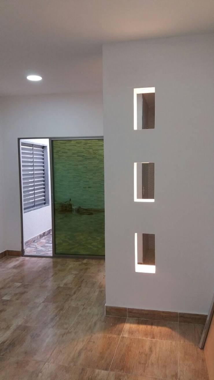 CASA FCAV de B+N Estudio de Arquitectura y Diseño