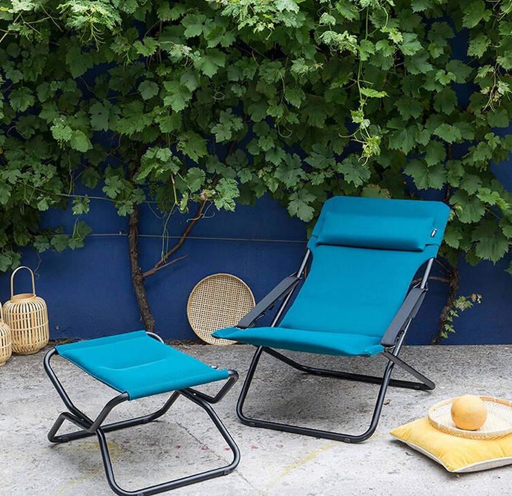 珊瑚藍可折疊休閑椅:  嬰兒/兒童房 by 北京恒邦信大国际贸易有限公司