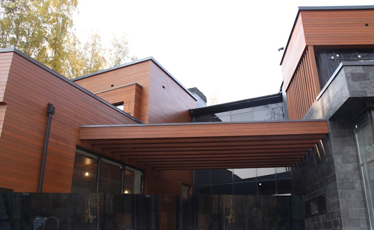 Country house by AMG project,