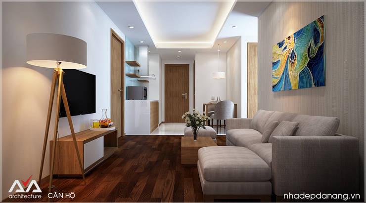 Thiết kế khách sạn 3 sao Đà Nẵng:   by AVA Architecture