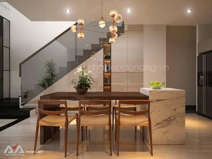 Kitchen by AVA Architecture
