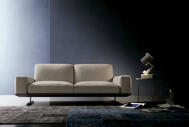 Sharon-Saumy: Salas de estilo  por BMAA