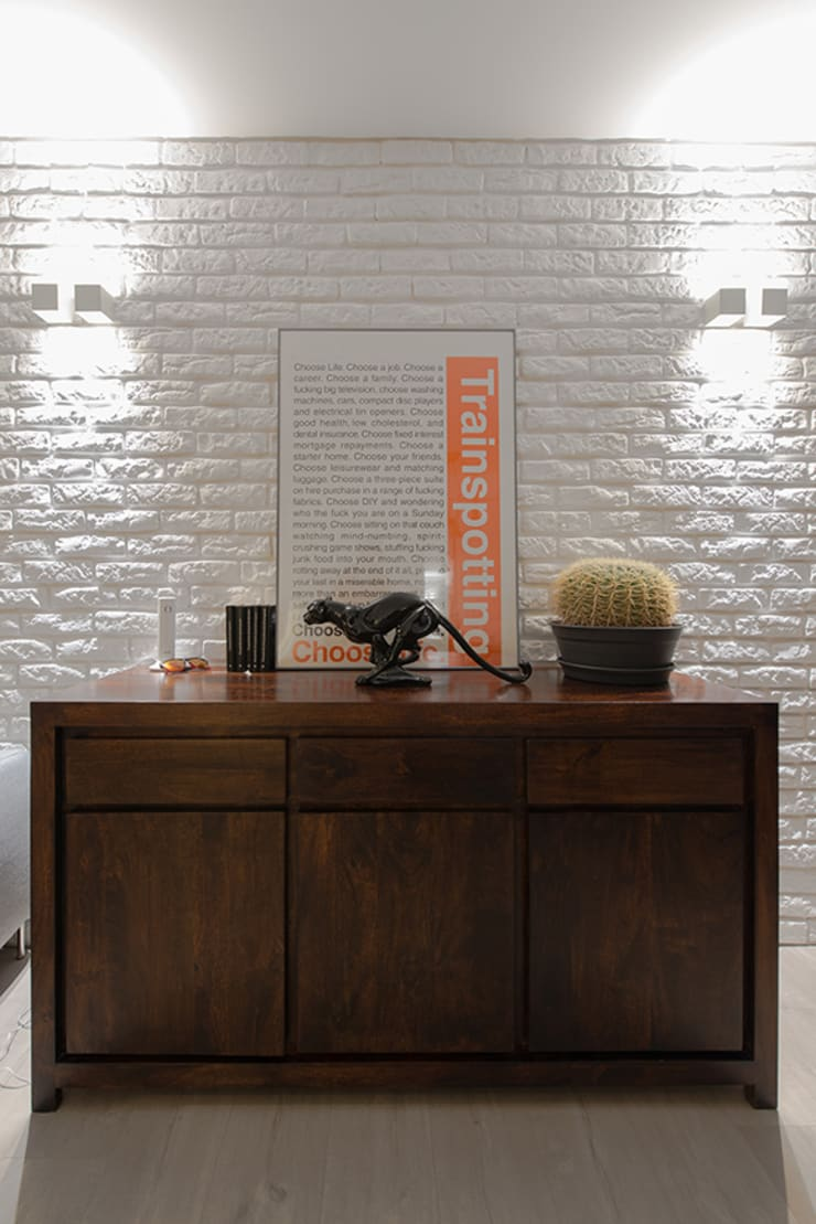 Salon moderno de ETNA STUDIO Moderno