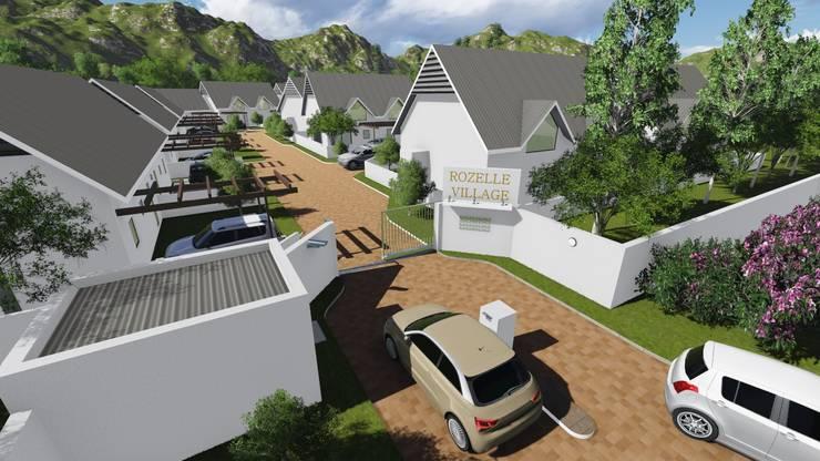 Rozella Village Cape Town:   by A&L 3D Specialists