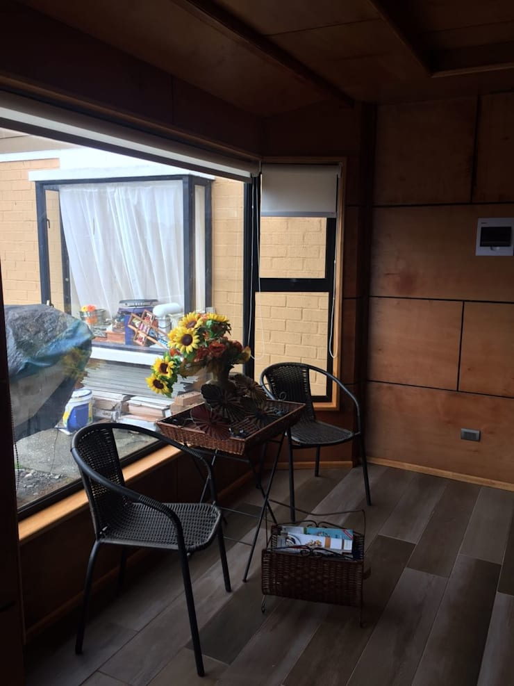 Living room by Civco Ltda,