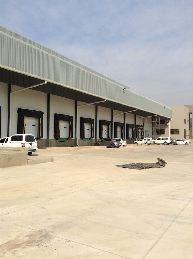Meister Cold Store Durban:  Commercial Spaces by A&L 3D Specialists