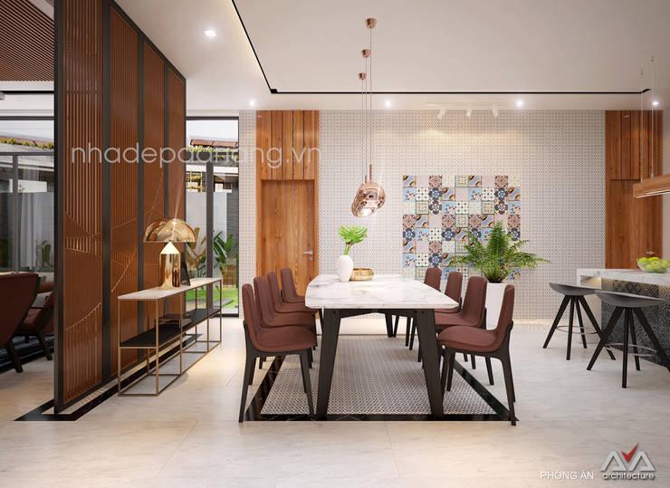 Küche von AVA Architecture