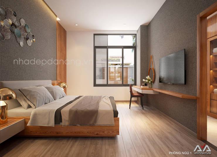 Schlafzimmer von AVA Architecture