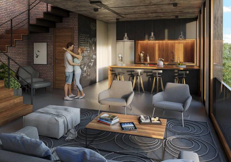 Interiores de casas ideas de decoraci n for Aplicaciones de decoracion de interiores