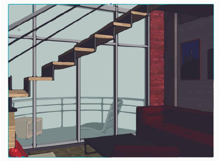 LOFT INDUSTRIAL: Livings de estilo  por Granada Design,