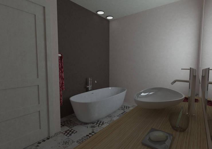 Modern bathroom by Granada Design Modern