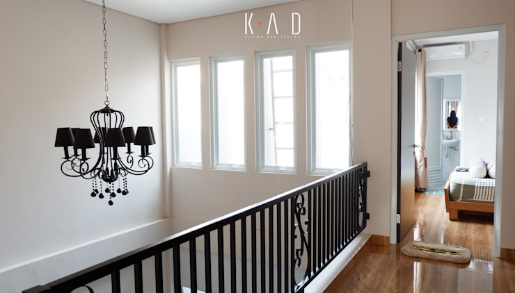 Corridor:   by KAD Firma Arsitektur