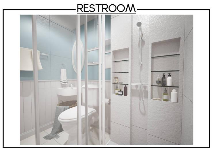 Renovate ห้องครัวและห้องน้ำ:  ตกแต่งภายใน by Prime Co.,ltd