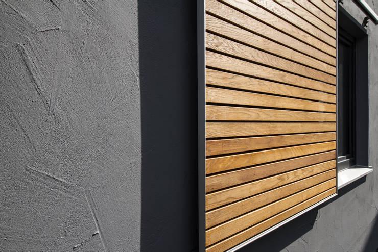 Casas de estilo  por Fiedler + Partner, Escandinavo