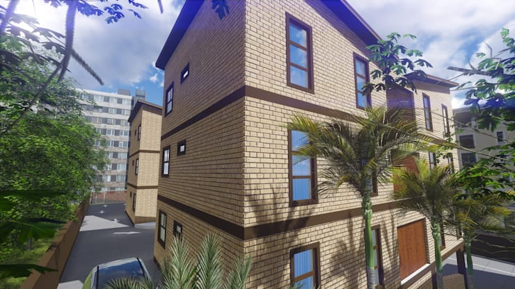 New Building in Windermere Durban:   by A&L 3D Specialists