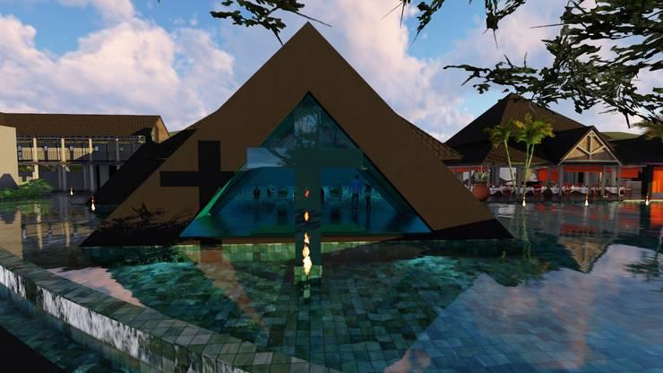 Hotel Royal Albert Located Albert Falls Dam KwaZulu Natal:  Hotels by A&L 3D Specialists