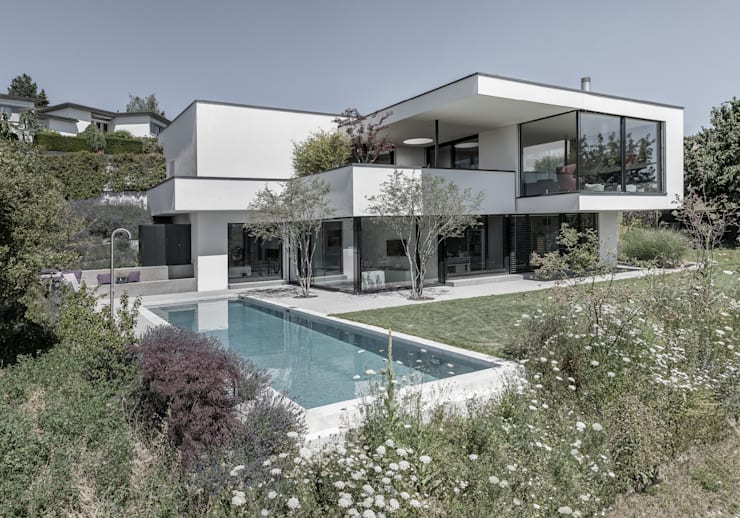 par meier architekten zürich Moderne