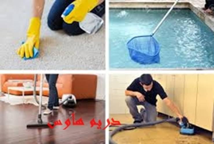 نصائح منزلية هامة للتنظيف والتخلص من الحشرات:  Garden  تنفيذ الريماس