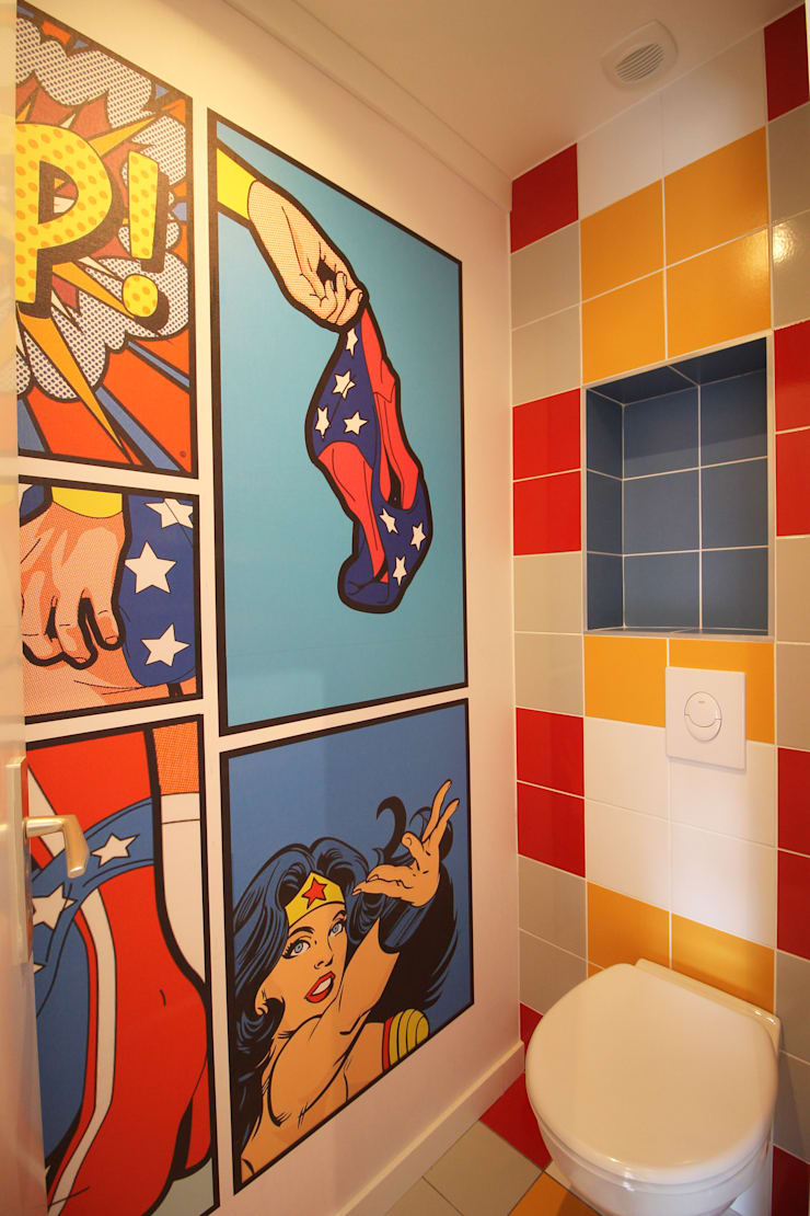 Walls by Agence ADI-HOME,