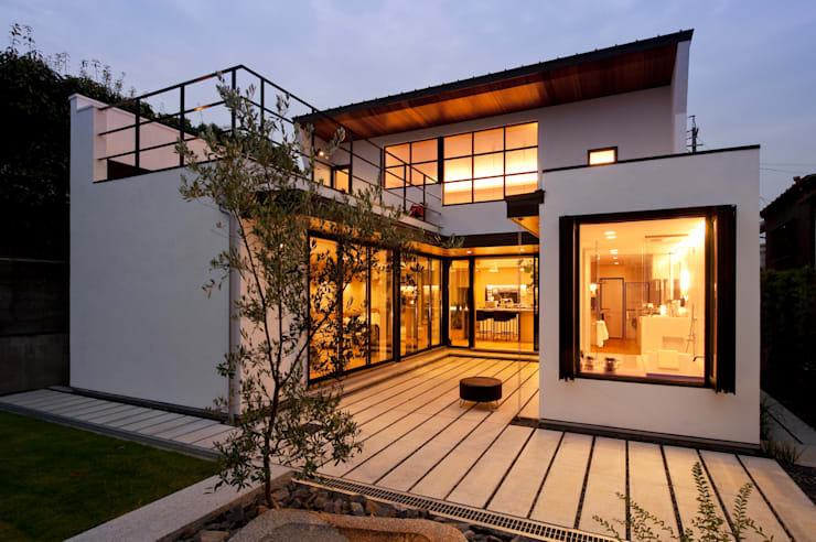 CONCEPT HOUSE: yuukistyle 友紀建築工房が手掛けた家です。,
