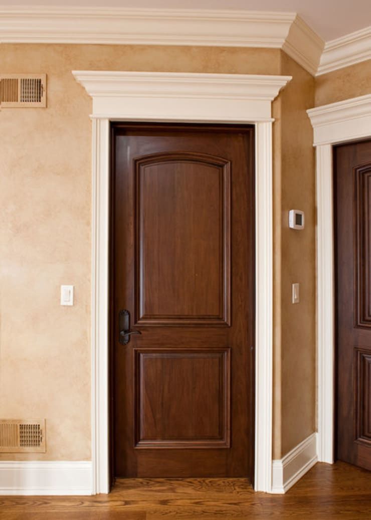 Interior Doors can add a special touch to your Space:  Windows & doors  by The Handy Guy