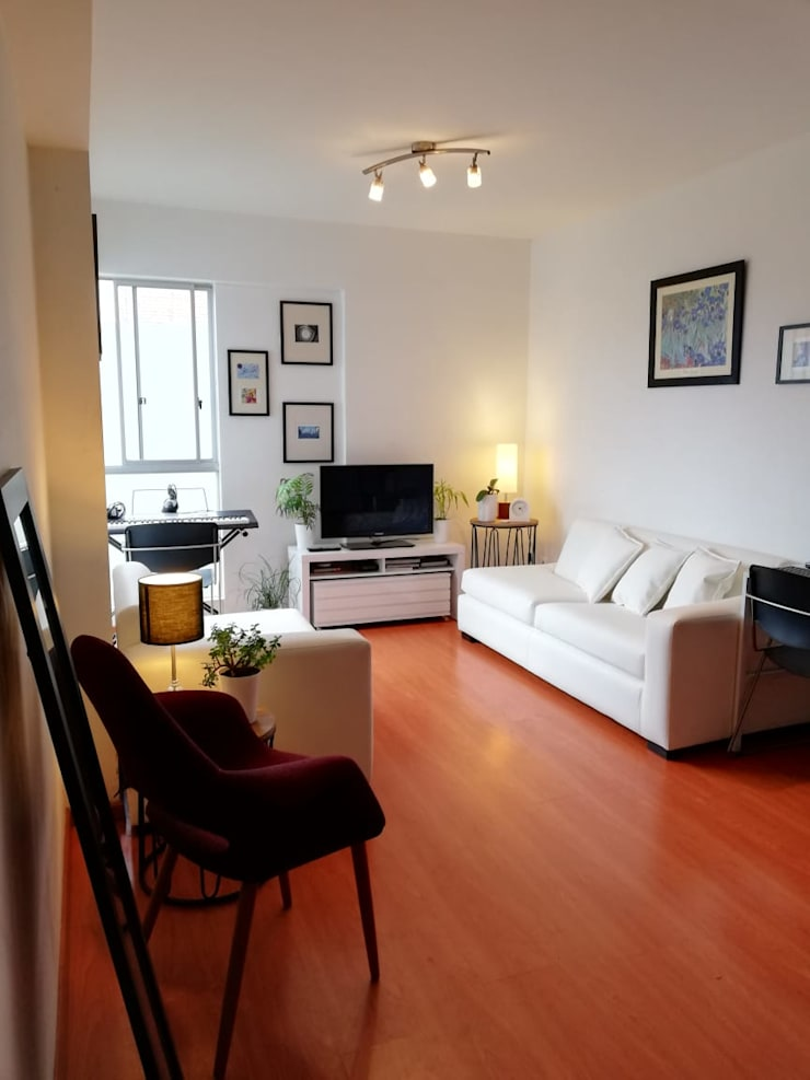 Home Staging:  de estilo  por Mauriola Arquitectos