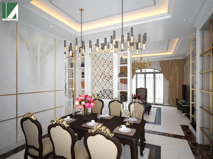 NỘI THẤT CĂN HỘ VENICE – VINHOMES IMPERIA HẢI PHÒNG:   by công ty cổ phần Thiết kế Kiến trúc Việt Xanh