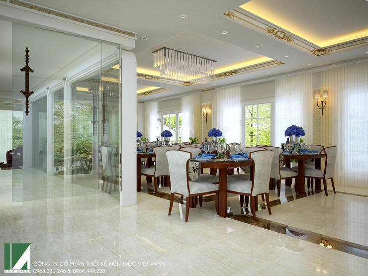 KHÁCH SẠN  + CĂN HỘ CHO THUÊ . 9 TẦNG:   by công ty cổ phần Thiết kế Kiến trúc Việt Xanh
