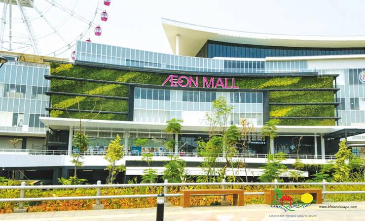 AEON - Jakarta Garden City:  Pusat Perbelanjaan by PT. Kampung Flora Cipta