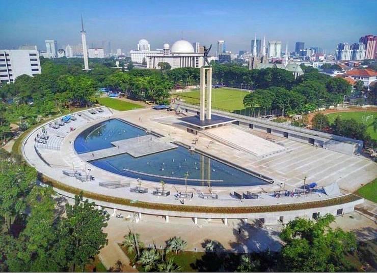 Stadiums by PT. Kampung Flora Cipta, Tropical