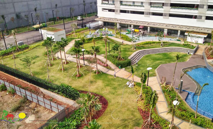 KENSINGTON, KELAPA GADING:  Hotels by PT. Kampung Flora Cipta