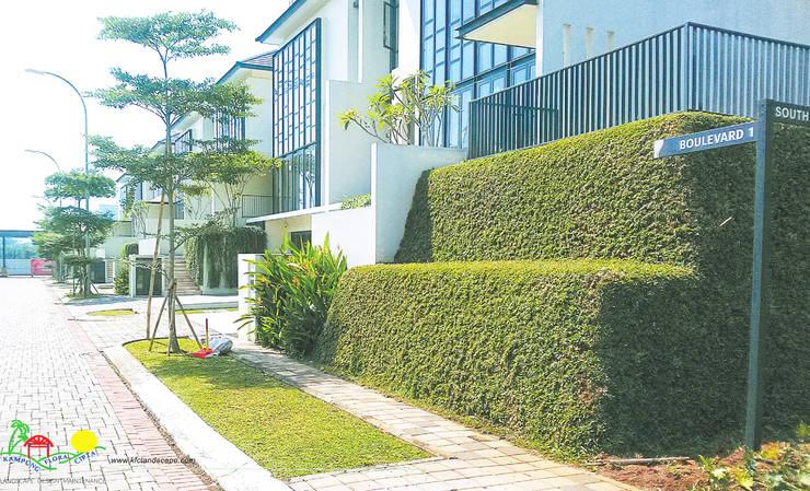 HOUSING:  Rumah by PT. Kampung Flora Cipta