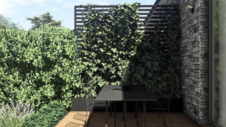 Garden by STTYK - Pracownia Architektury Wnętrz i Krajobrazu