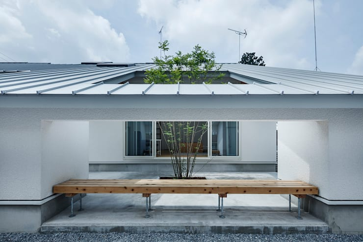 吉田裕一建築設計事務所의  정원