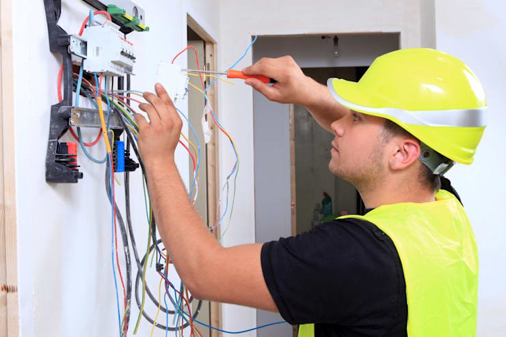 Electrical Wiring Project:   by PPCP Electrical Services Contractors